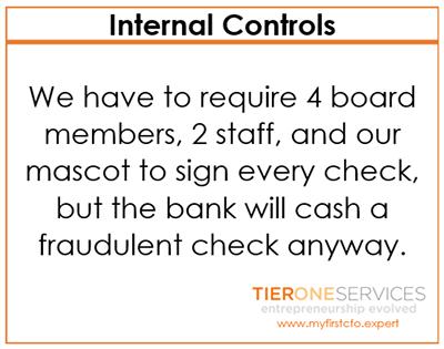 Audit internal controls joke image