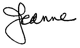 Jeane Tedrow