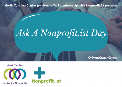 Ask A Nonprofit.ist Day